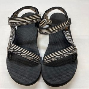 Teva Original Universal Sandals In Campo Pattern